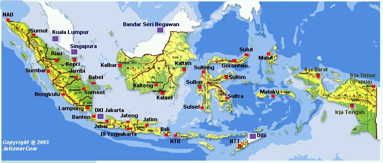 12 Largest Archipelagic Countries In The World Clevaster